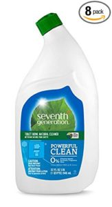 Seventh Generation Emerald Cypress and Fir Scent Toilet Bowl Cleaner